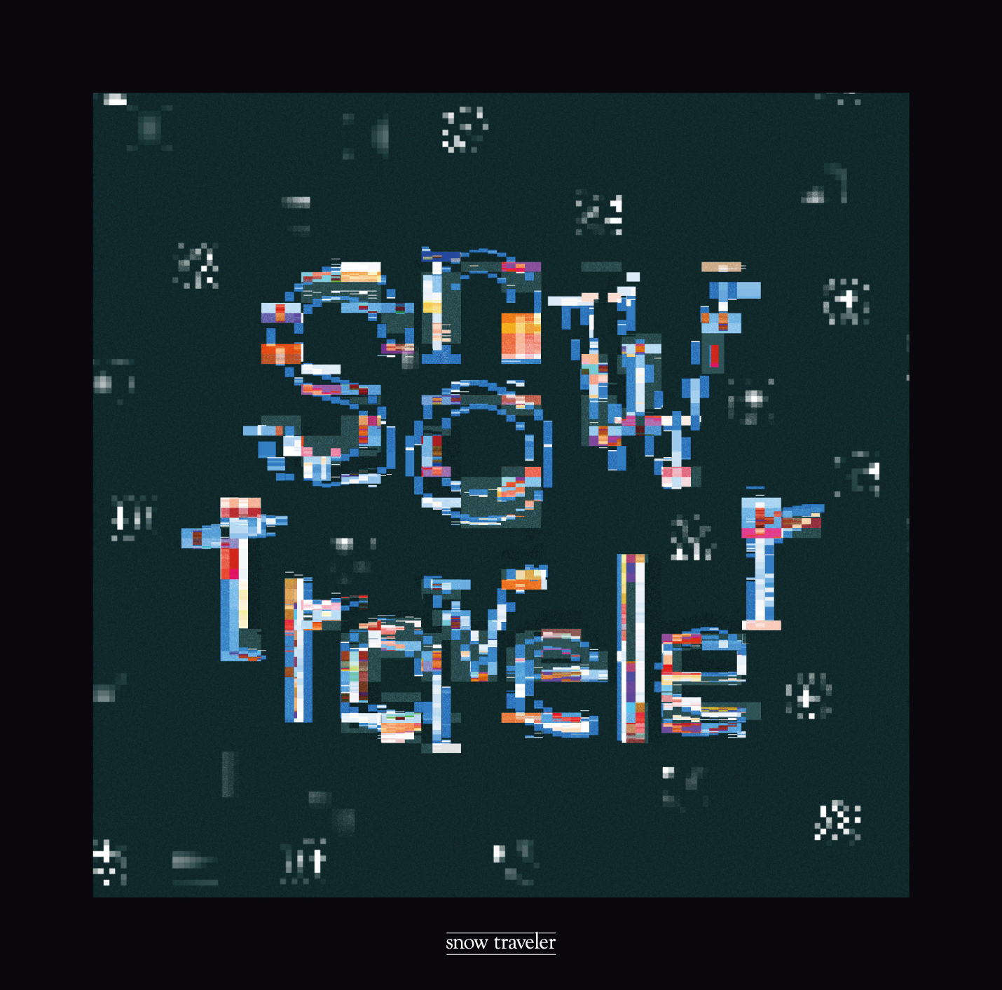 1st EP「snow traveler」