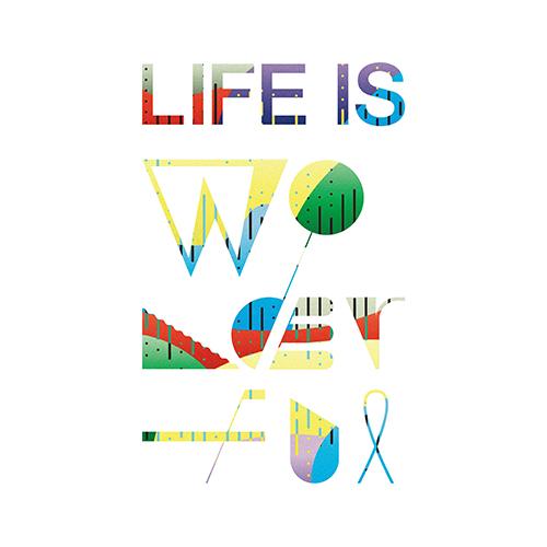 2nd mini album「Life is Wonderful」